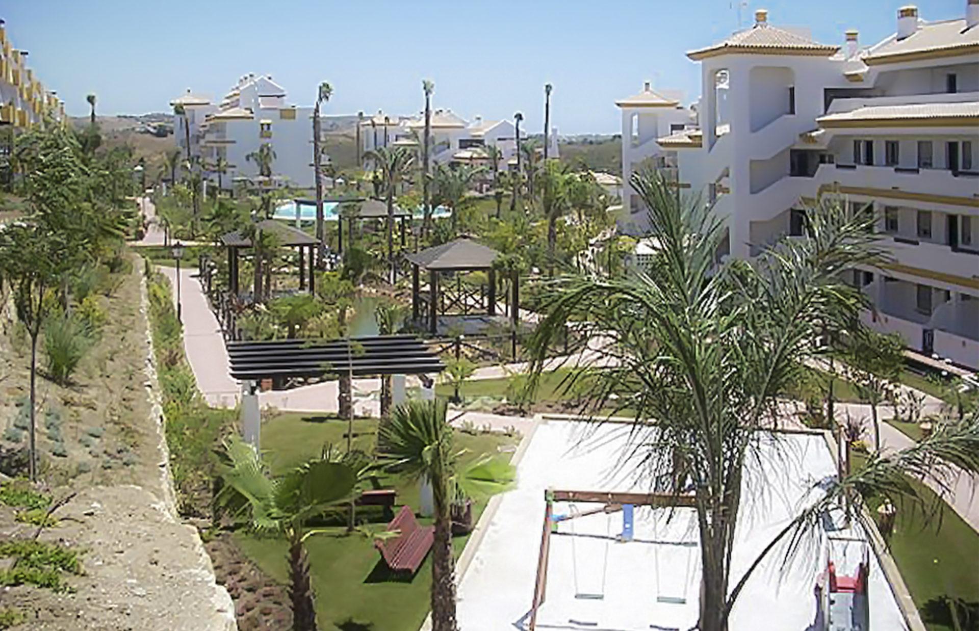 Paisajismo Urbanización Calanova Gran Golf, Mijas, Málaga