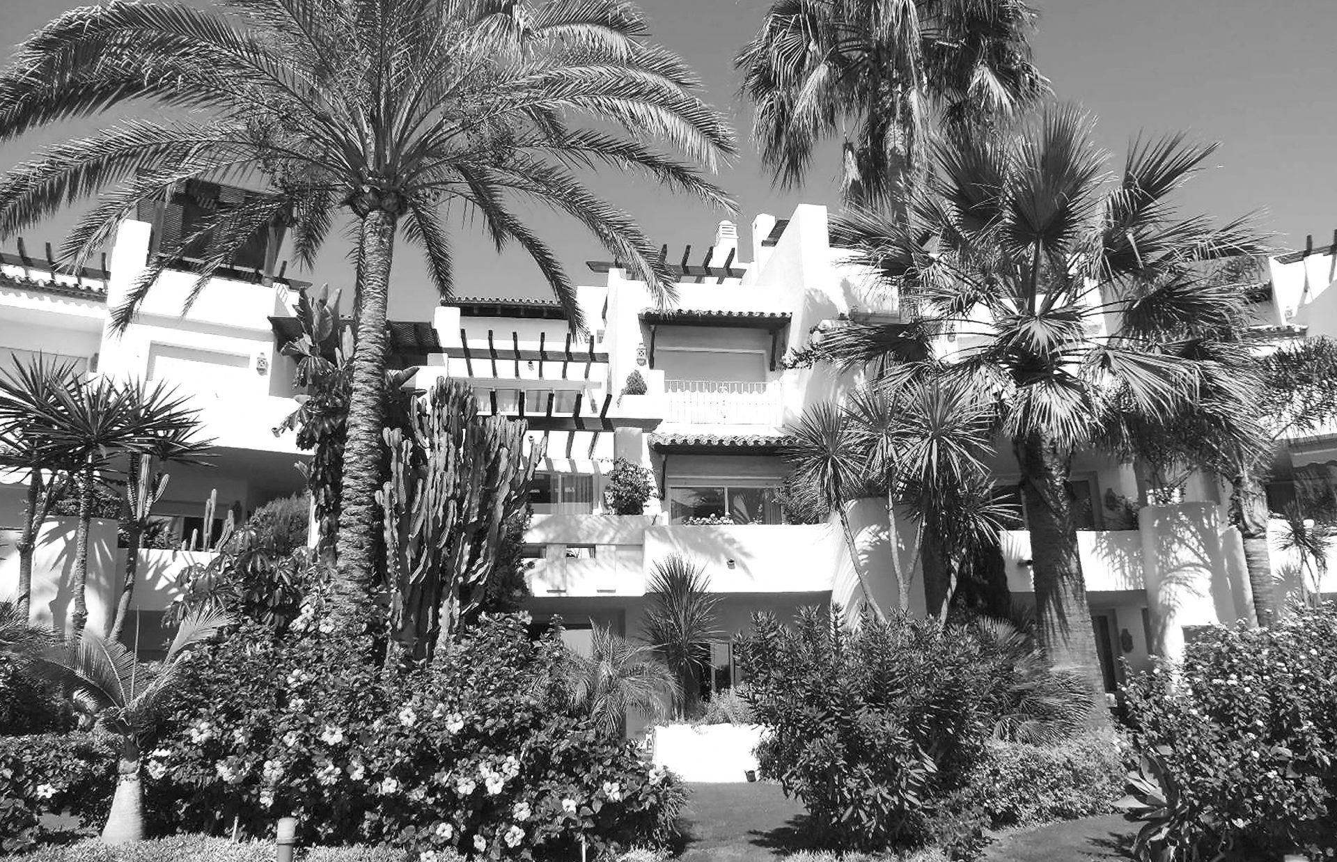 Jardinería Urbanización Alicate, Marbella
