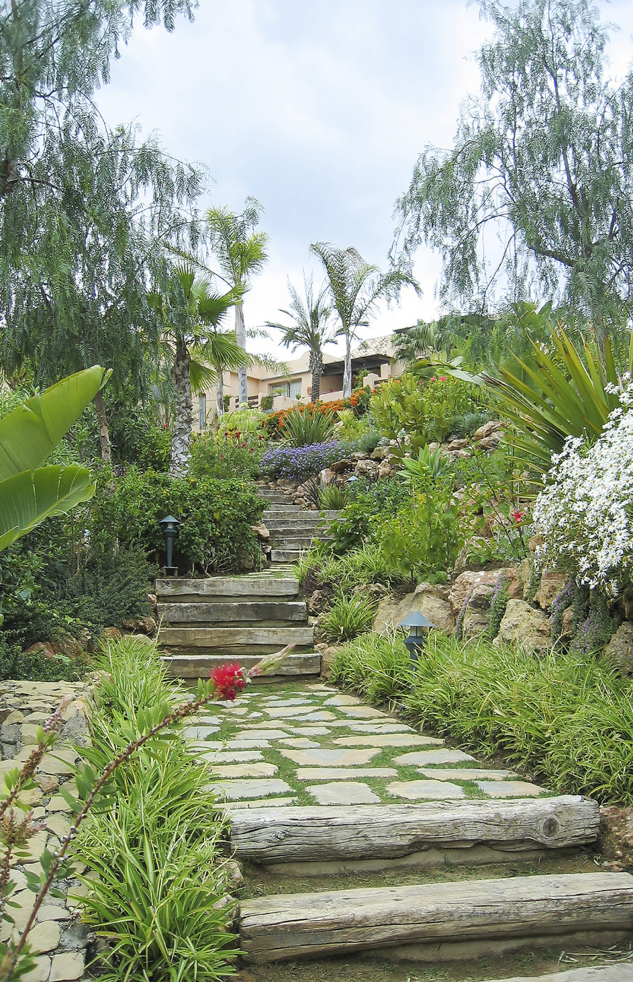 Jardinería Urbanización Mansión Club, Marbella