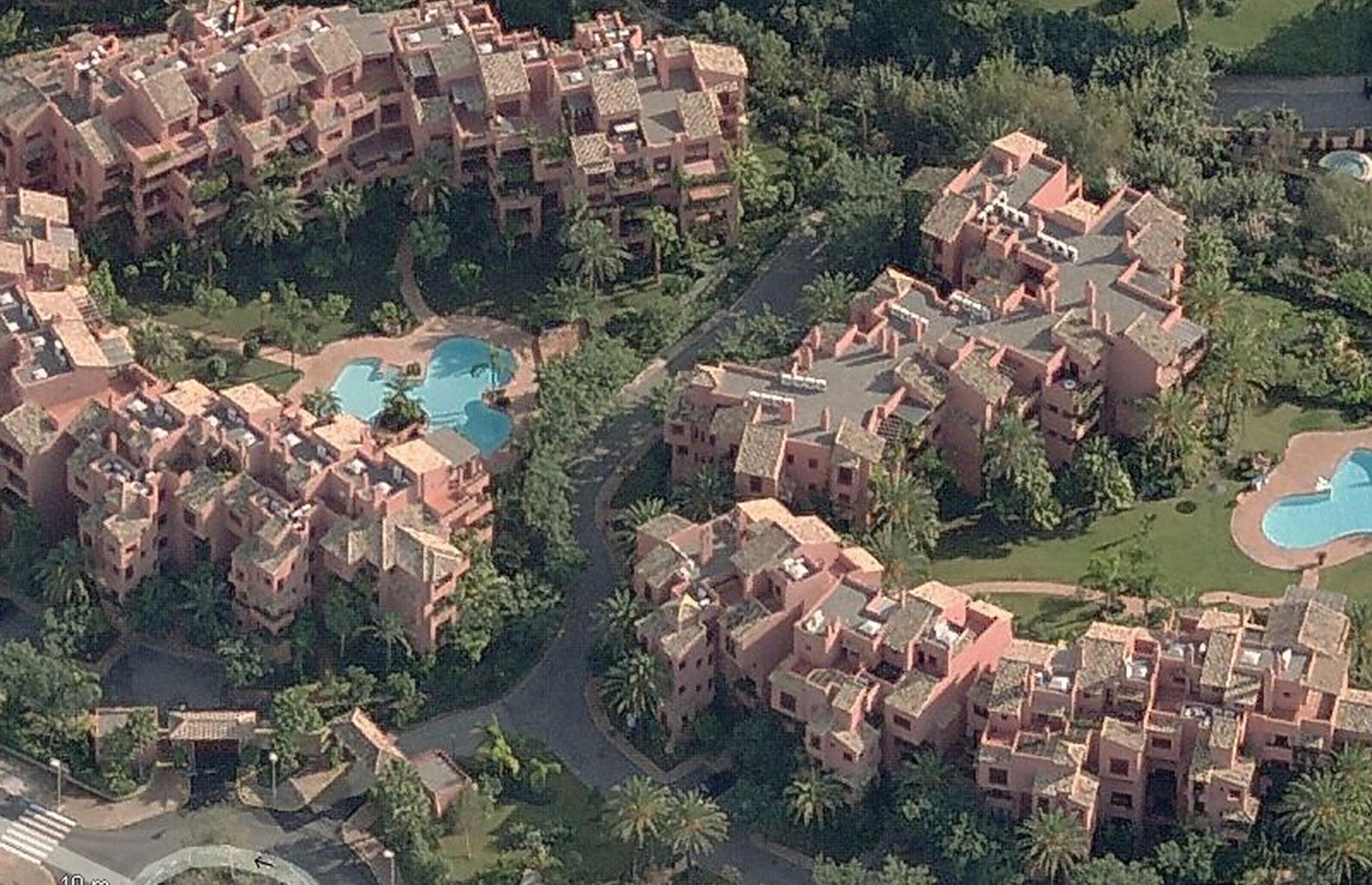Paisajismo Urbanización Alicate, Marbella