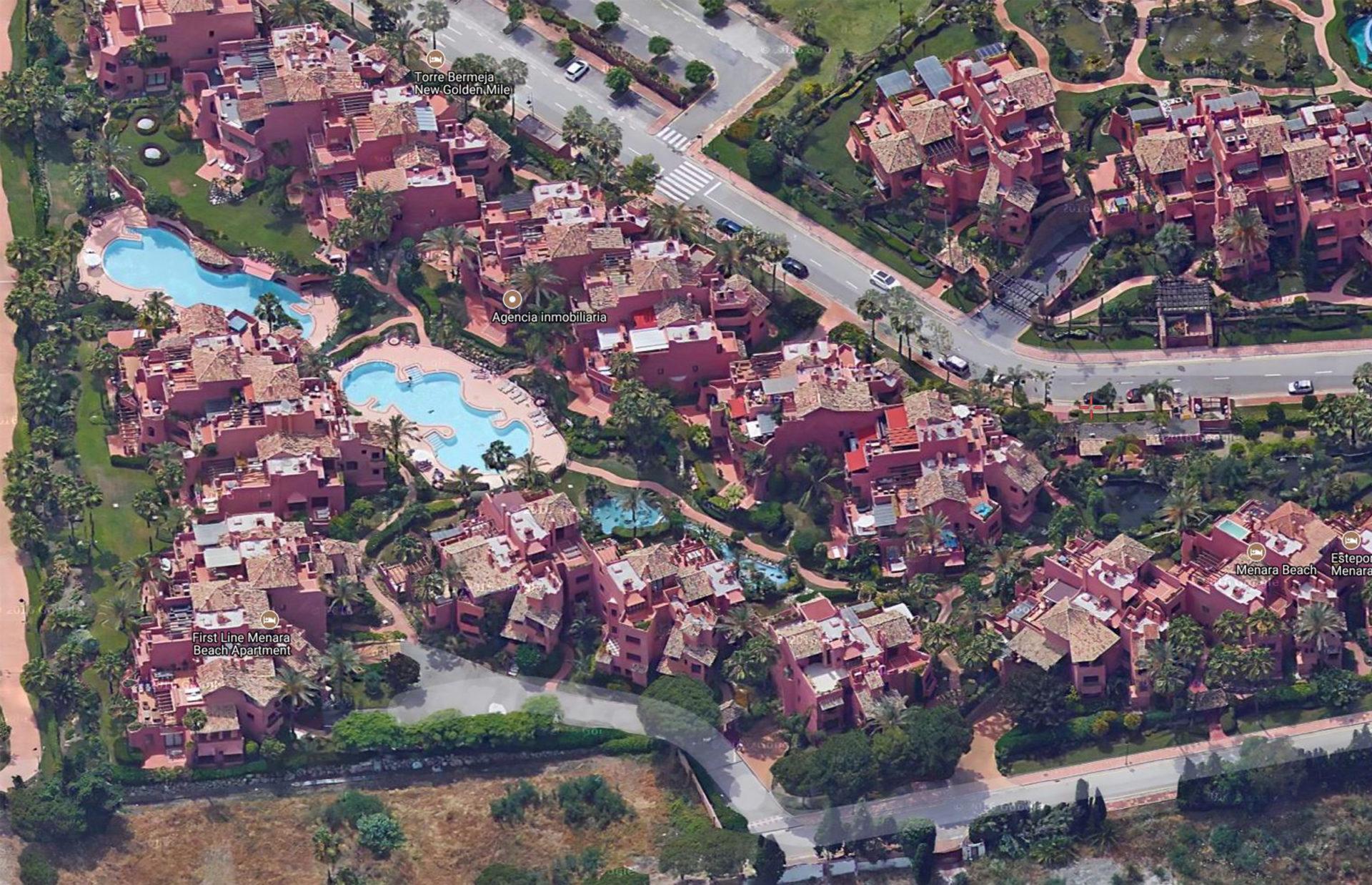 Paisajismo Urbanización Almenara, Marbella