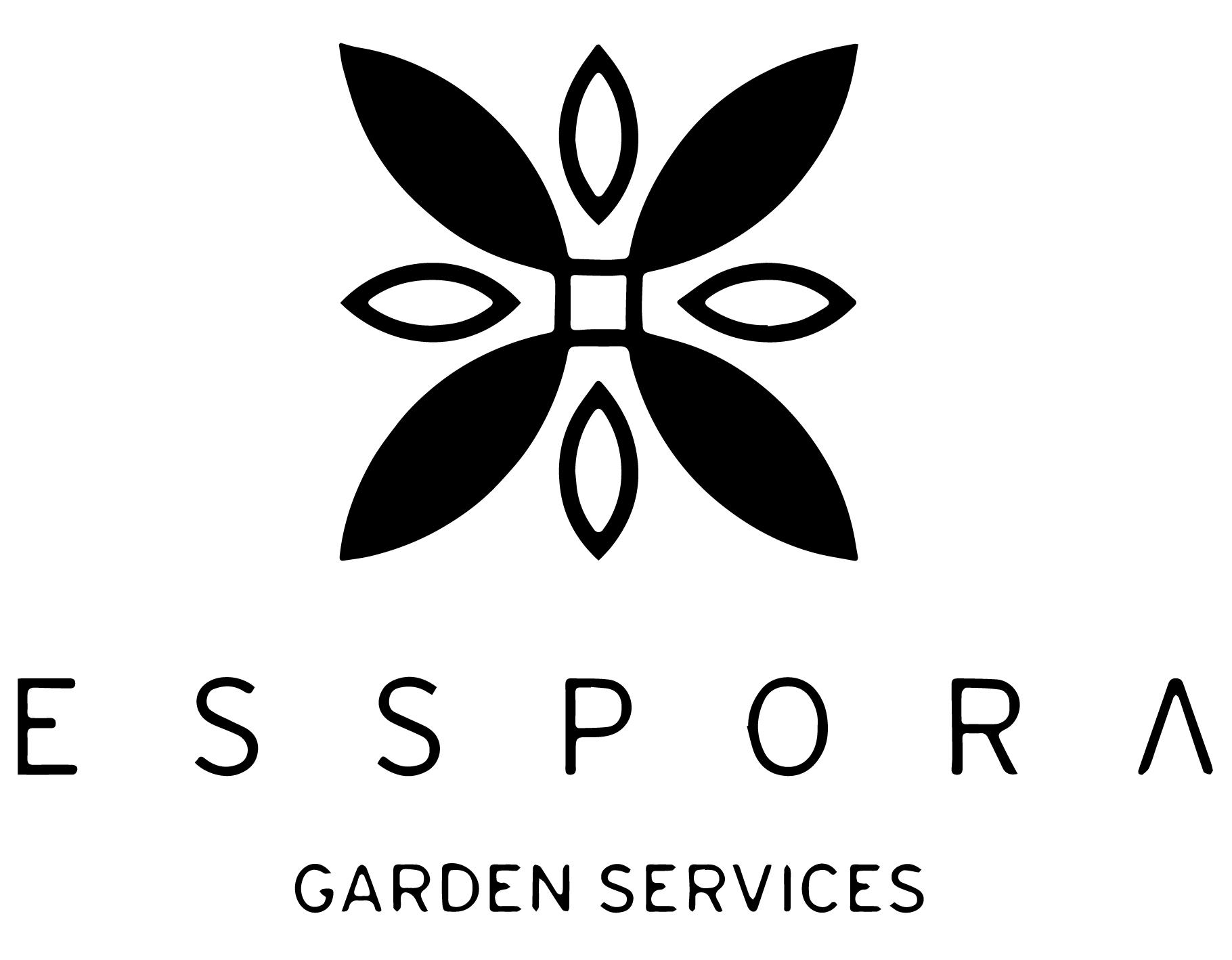 Esspora. Empresa de mantenimiento y construcción de jardines.